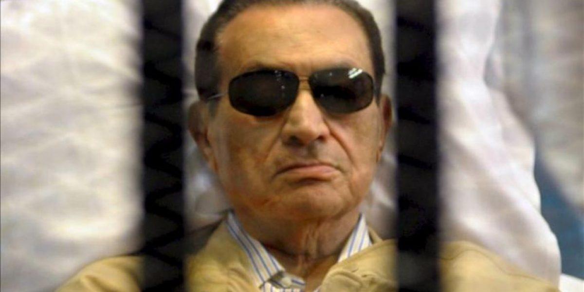 Mubarak se encuentra en estado de coma, según fuentes médicas