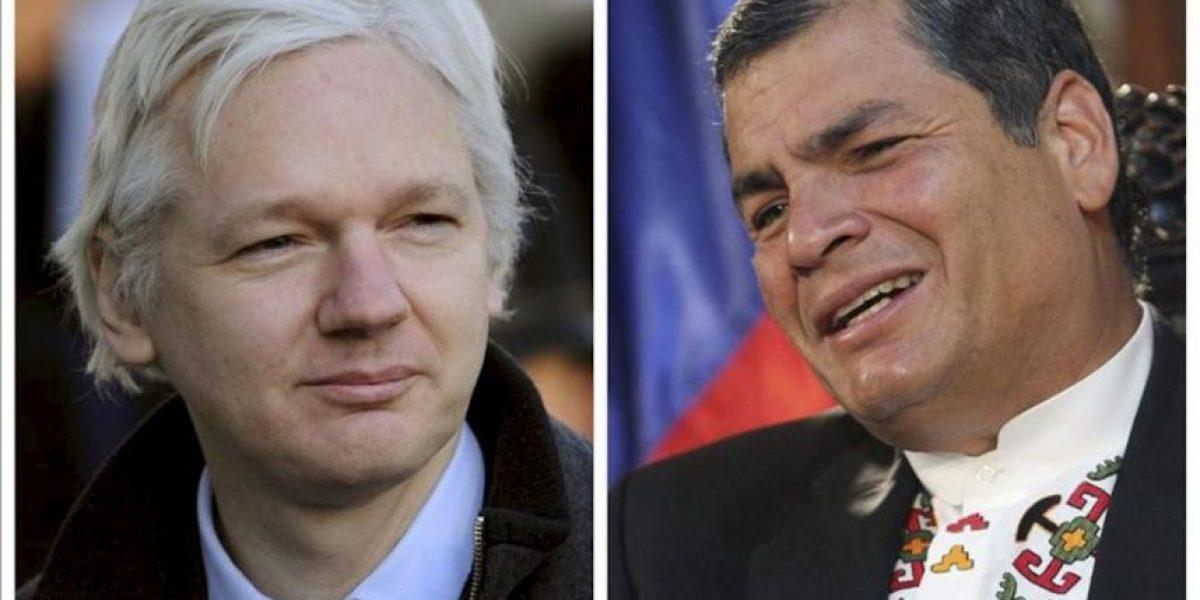 Ecuador busca con Londres una solución para Assange antes de decidir el asilo