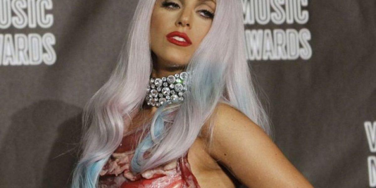 [Galería] Las vestimentas más exóticas de Lady Gaga