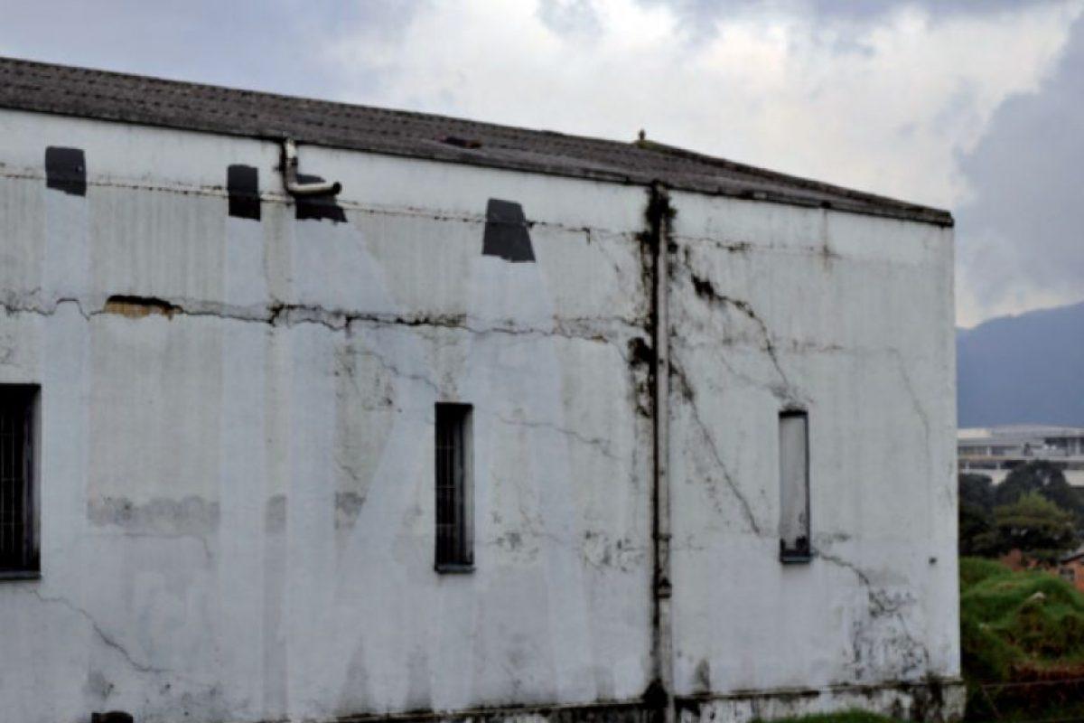 Escuela de Cine y Televisión Foto:Informe Universidad Nacional