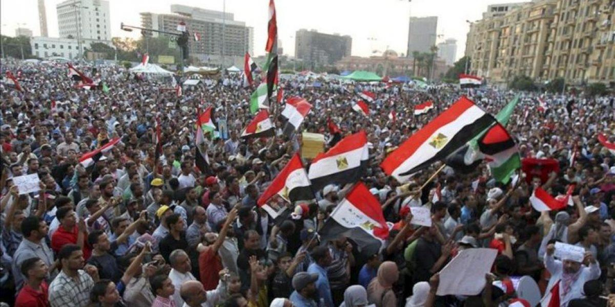 Islamistas egipcios se movilizan en Tahrir a la espera de los datos electorales