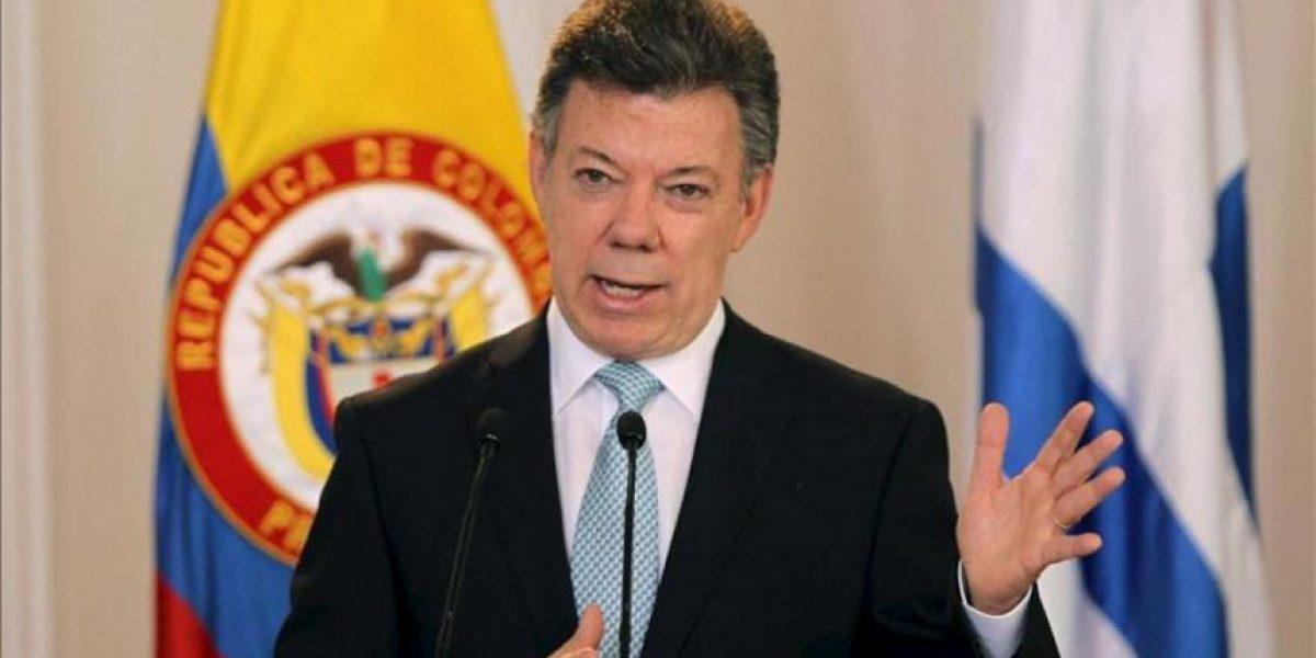 Santos devolverá al Congreso el proyecto aprobado de reforma a la Justicia