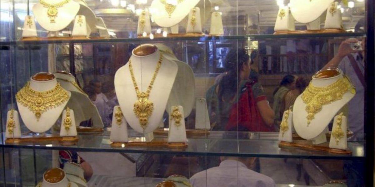 La pasión india por el oro