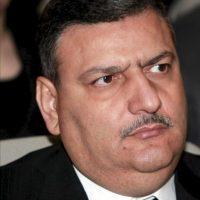 Imagen distribuida hoy, sábado 23 de junio de 2012, que muestra al nuevo primer ministro del Gobierno sirio, Riad Hiyab, en Damasco, el 30 de noviembre de 2011. EFE