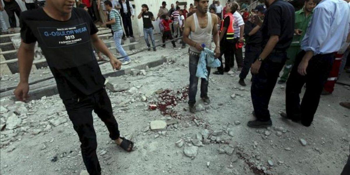 Enfrentamientos en Gaza causan cuatro muertos, entre ellos un niño, y amenazan con recrudecerse