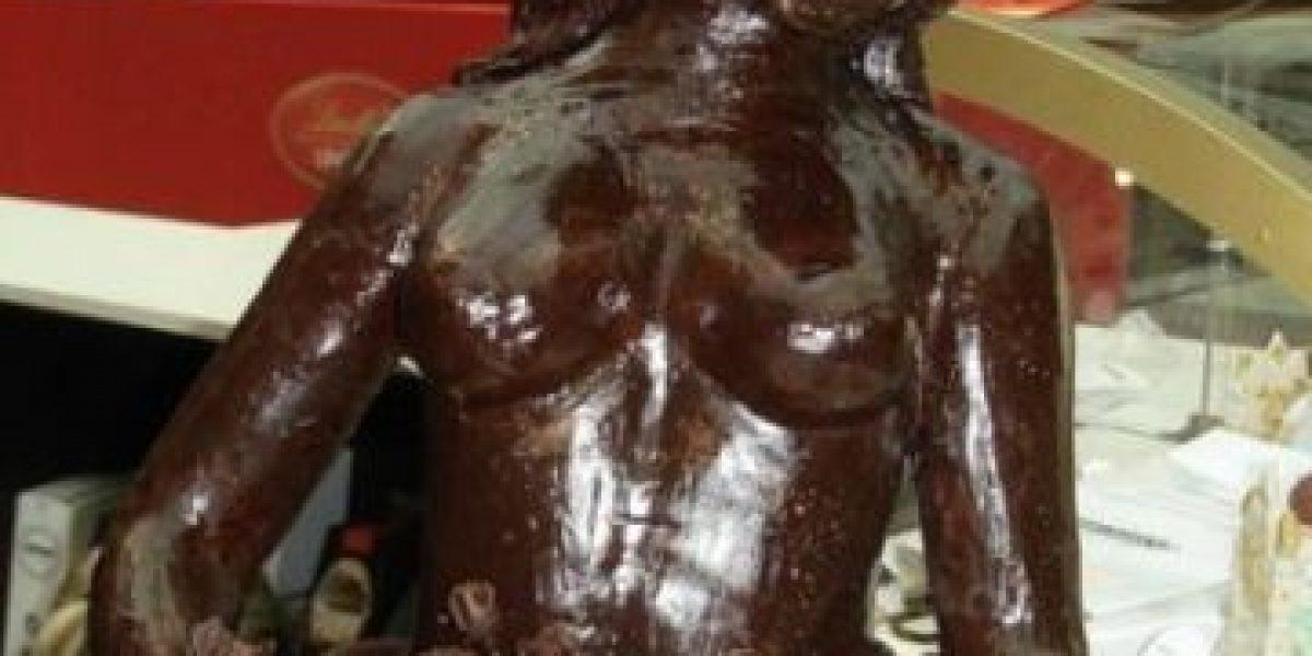 [Galería] Deliciosas figuras en chocolate
