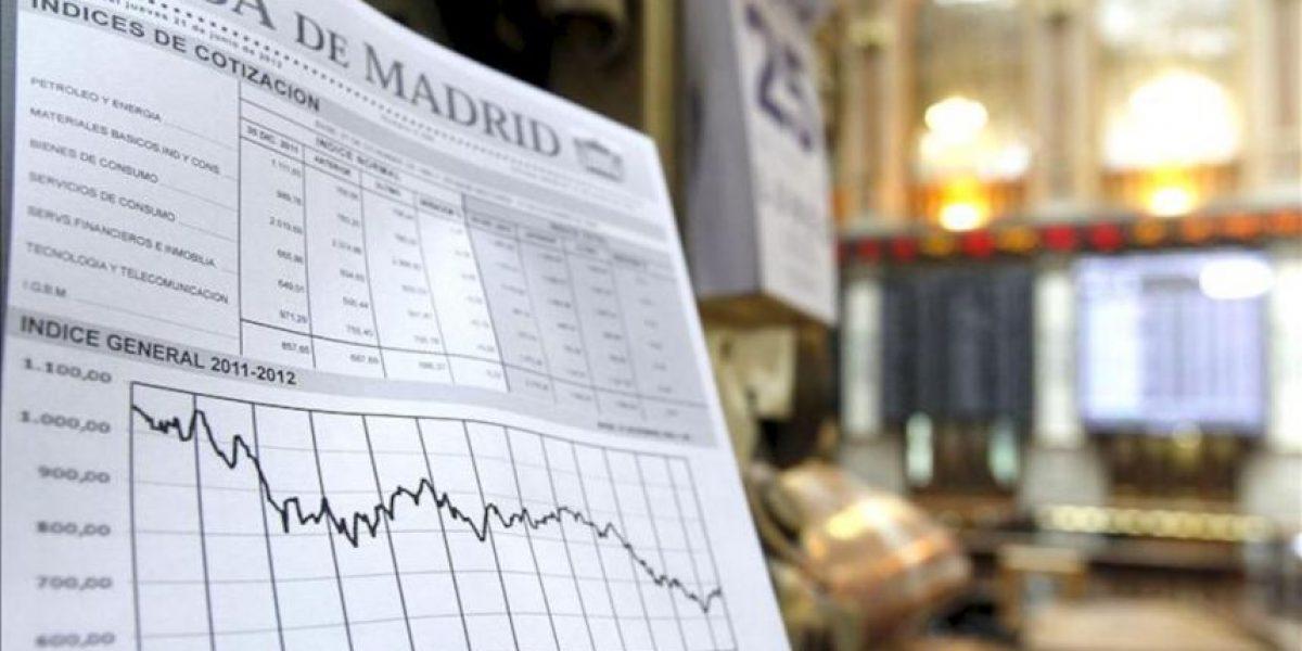 La Bolsa española pierde el 3,67 por ciento