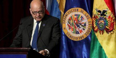 En la imagen, el secretario general de la OEA, José Miguel Insulza. EFE/Archivo