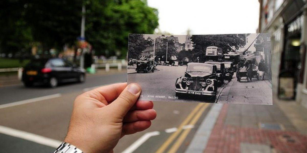 [Galería] Fotos del pasado que encajan con el presente