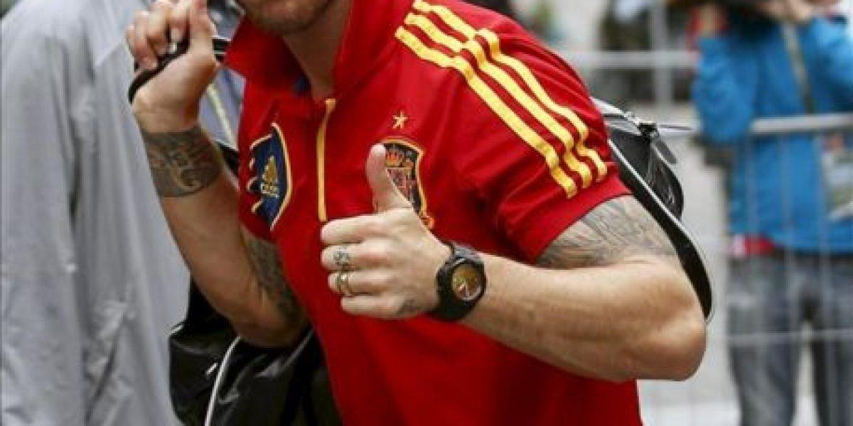 La selección española celebrará la Eurocopa el lunes en Cibeles, tanto si gana como si pierde
