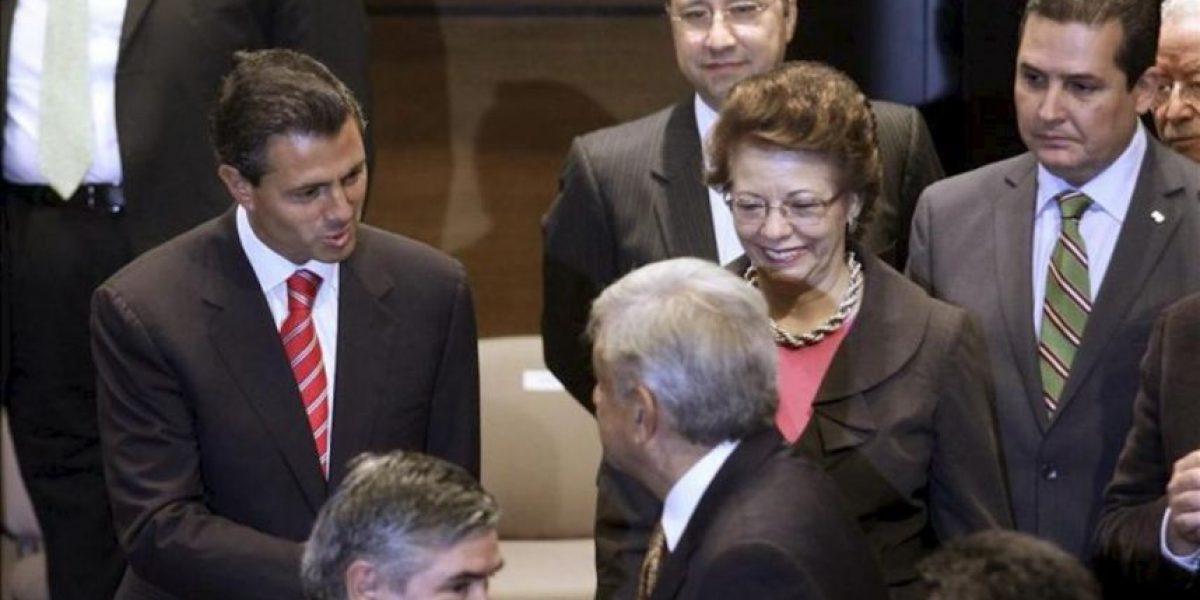 Los candidatos presidenciales de México se comprometen a respetar los resultados