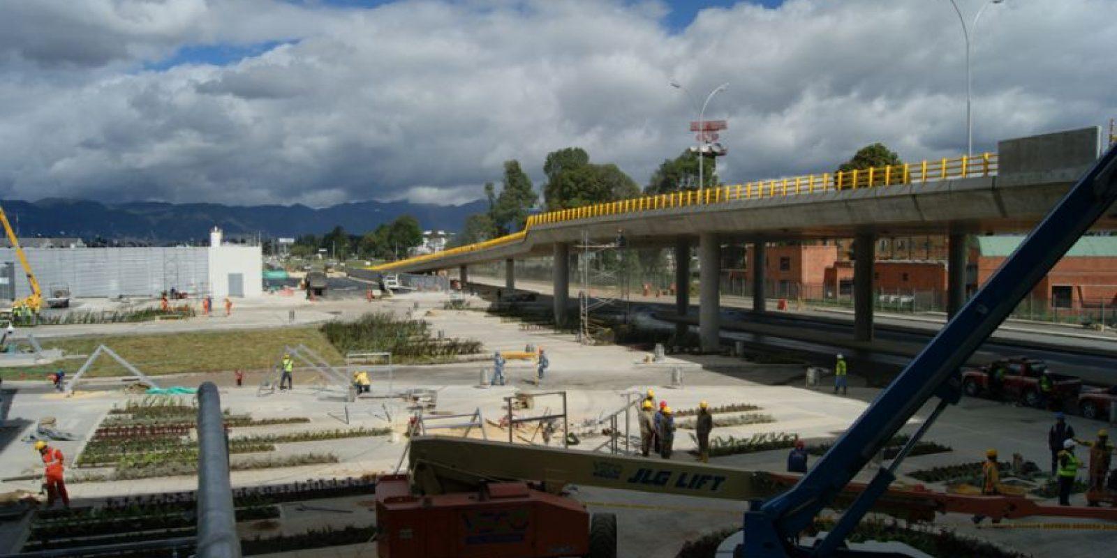 Viaducto Foto:Opain