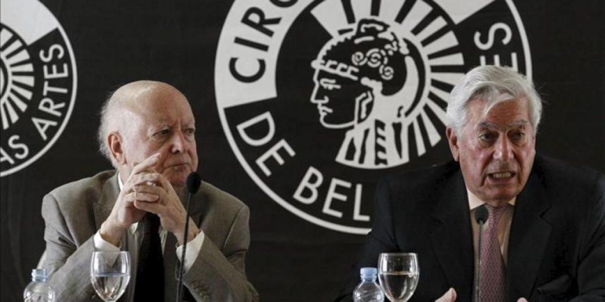 Vargas Llosa y Jorge Edwards median en el litigio marítimo entre Perú y Chile