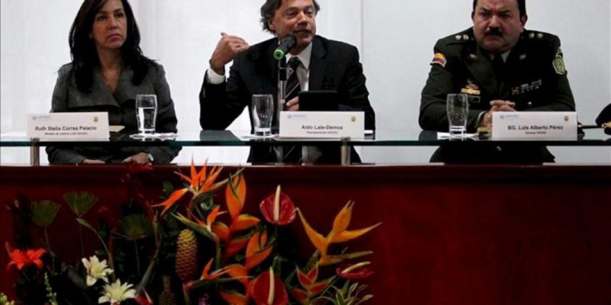 La hoja de coca crece en Colombia un 3 por ciento tras años de reducción progresiva