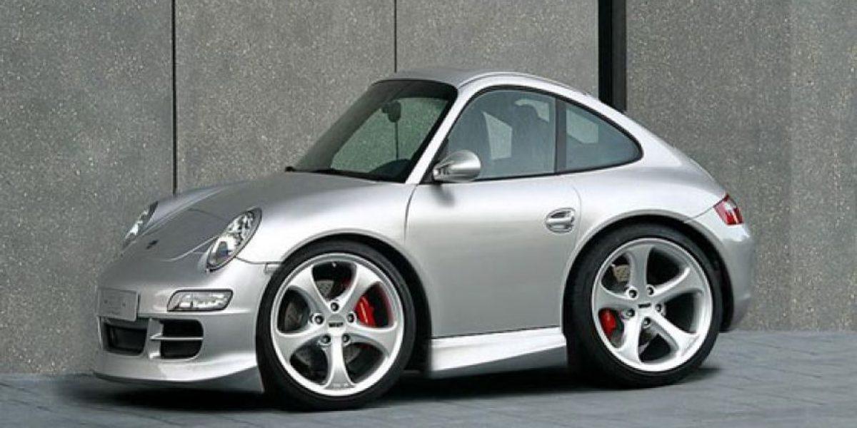 [Galería] Los carros más compactos del mundo