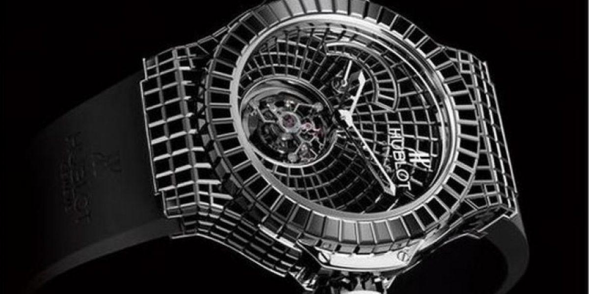 [Galería] Los 25 relojes que valen más de un millón de dolares