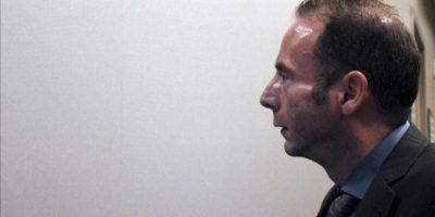 """Timothy Ray Brown, conocido como """"el paciente de Berlín"""", ha manifestado: """"no quiero ser la única persona curada del VIH por mas tiempo"""", en una entrevista con Efe en Washinton, donde se celebra esta semana la XIX Conferencia Internacional sobre el Sida. Brown había sido diagnosticado en 1995 con VIH cuando residía en Berlín (Alemania) donde realizada estudios políticos. EFE"""