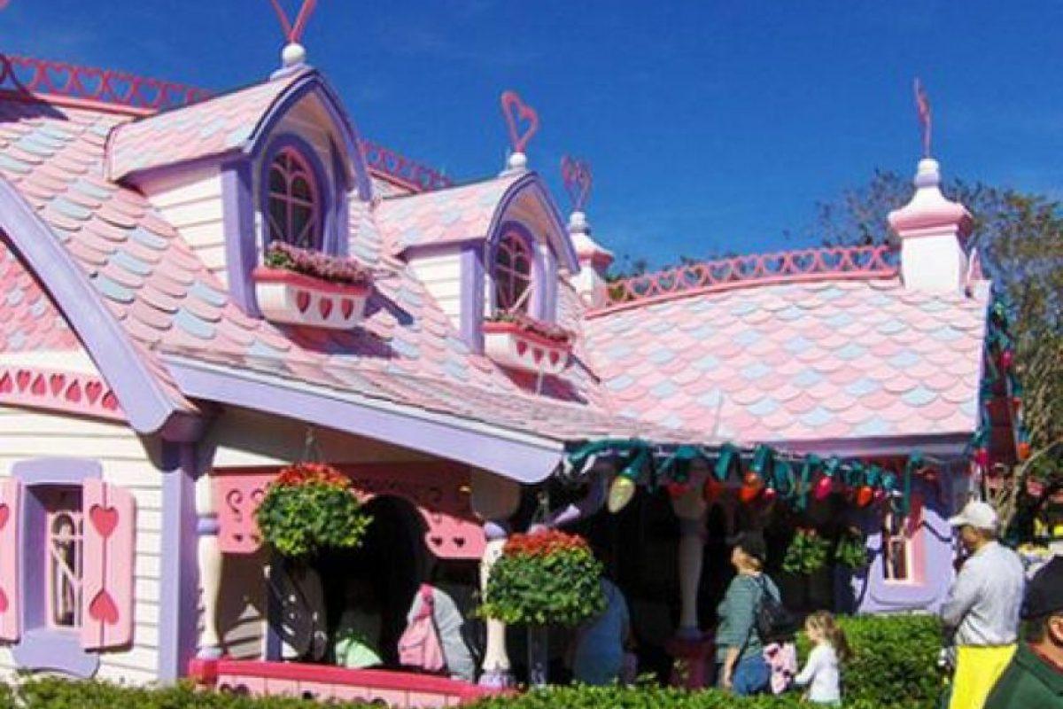 Casa de Minnie Mouse Foto:theberry.com