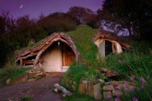 Casa Hobbit Foto:theberry.com