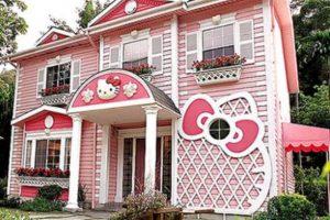 Casa Hello Kitty Foto:theberry.com