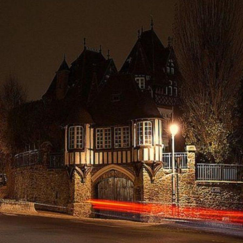 Casa Batman Foto:theberry.com