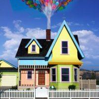 Casa Up Foto:theberry.com