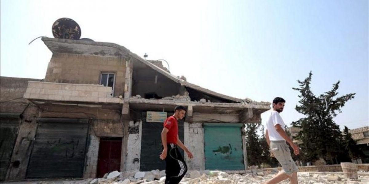 Duros combates entre el Ejército y los rebeldes en Alepo en el tercer día de ofensiva