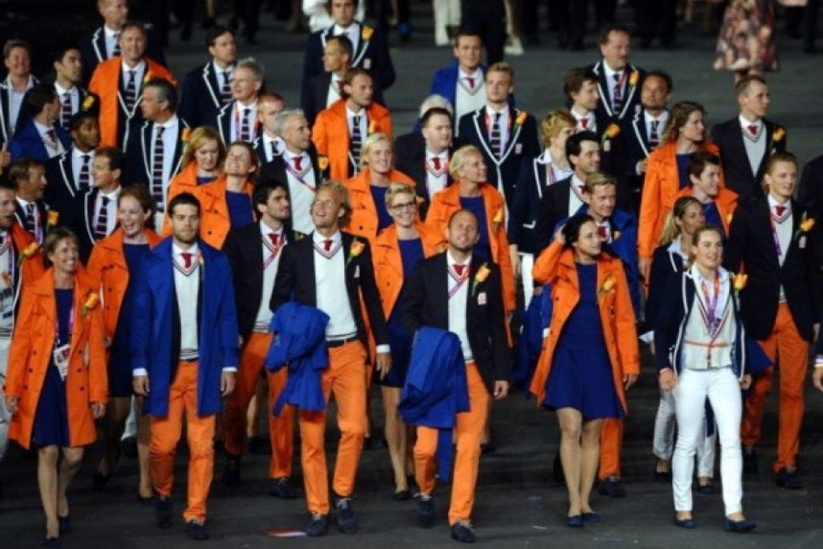 Holanda Foto:AFP
