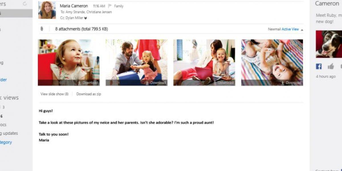 Así lucirá el nuevo Hotmail