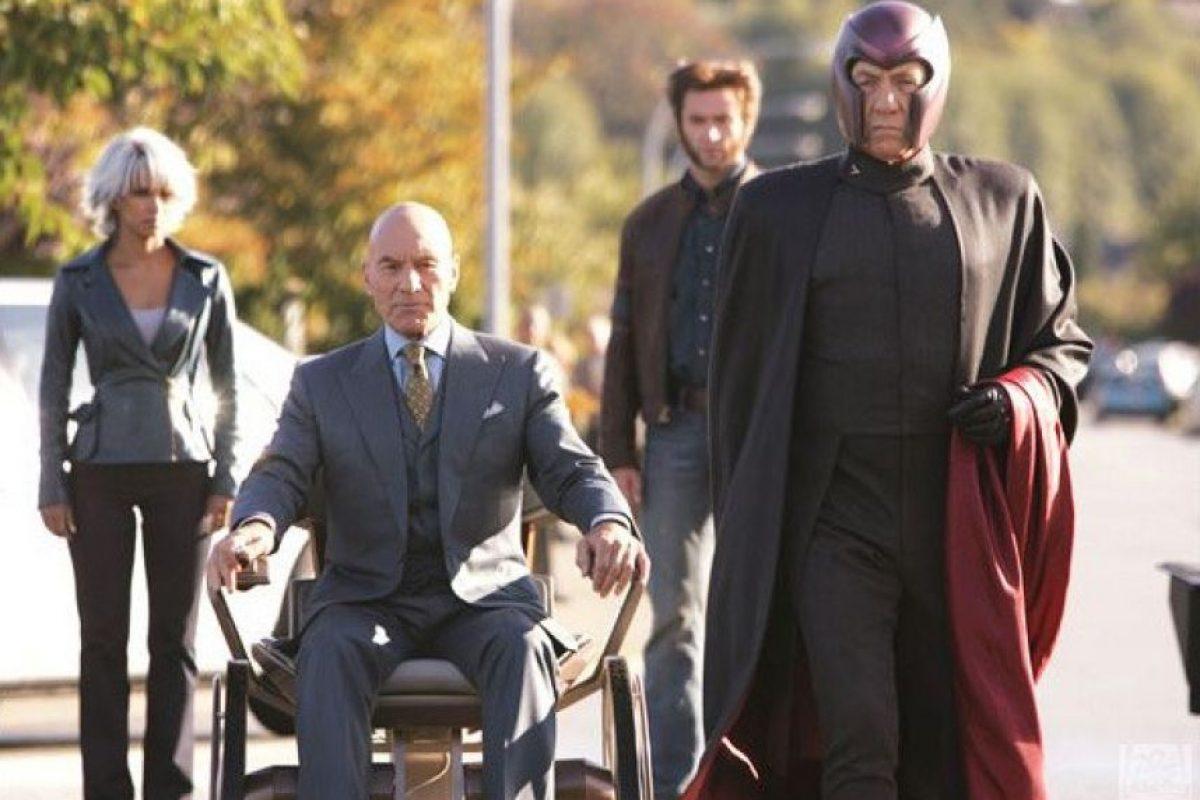 Un poco más de X-Men Foto:hitfix.com