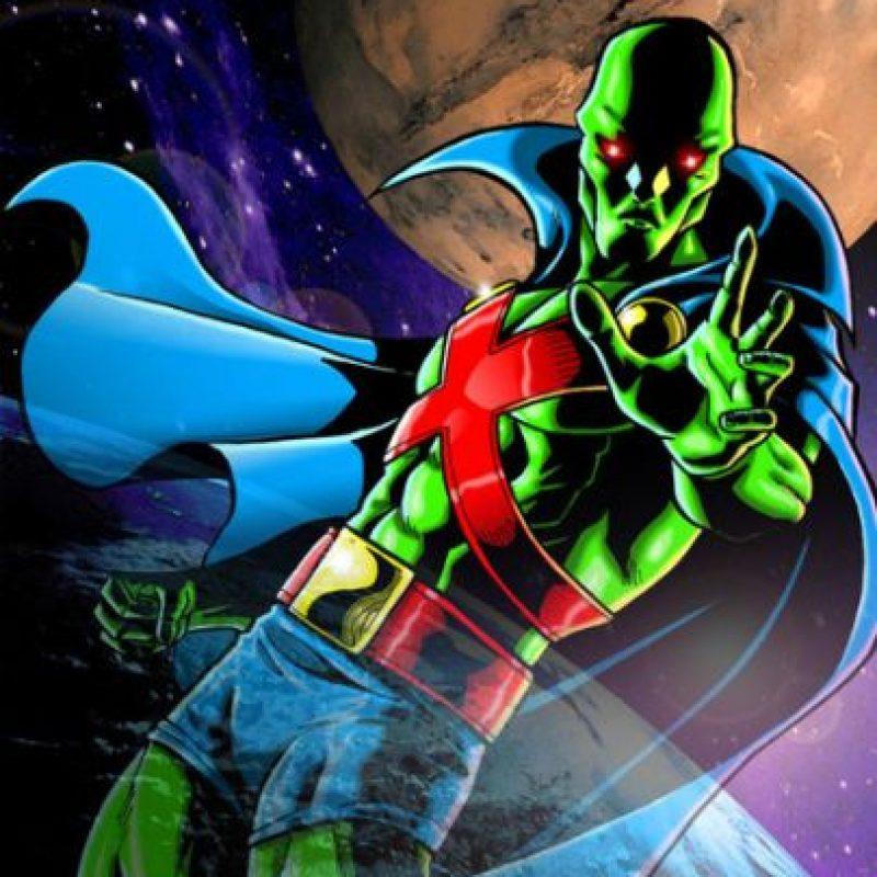 Detective Marciano – Martian Manhunter Foto:hitfix.com