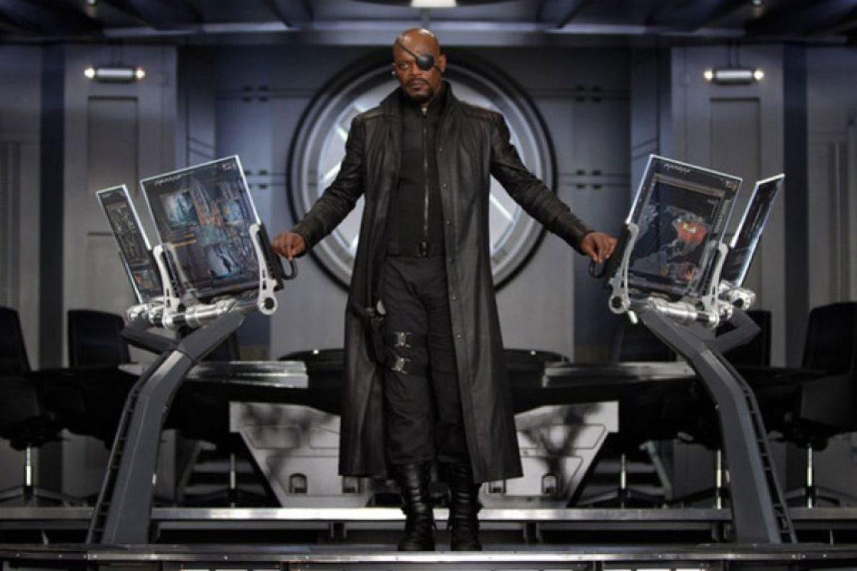 Nick Fury Foto:hitfix.com