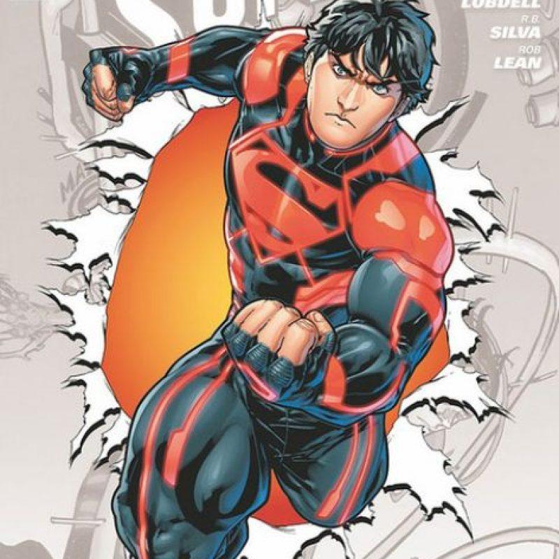 Superboy Foto:hitfix.com