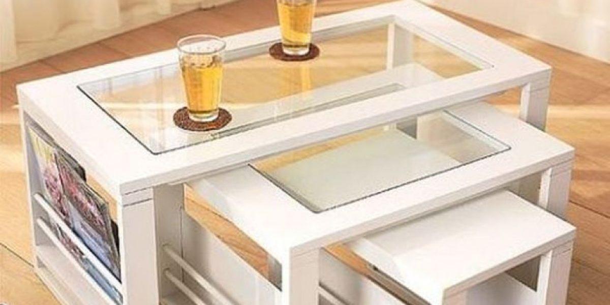 [Galería] Ingeniosas ideas para ahorrar espacio en diseño de interiores