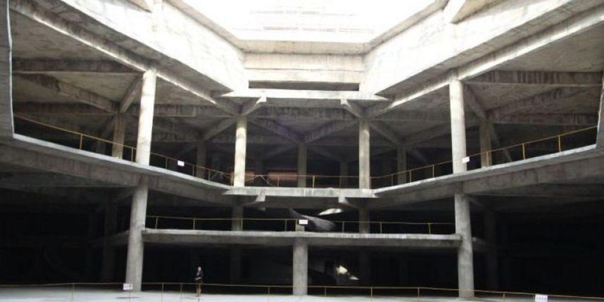 Hotel fantasma de Corea del Norte