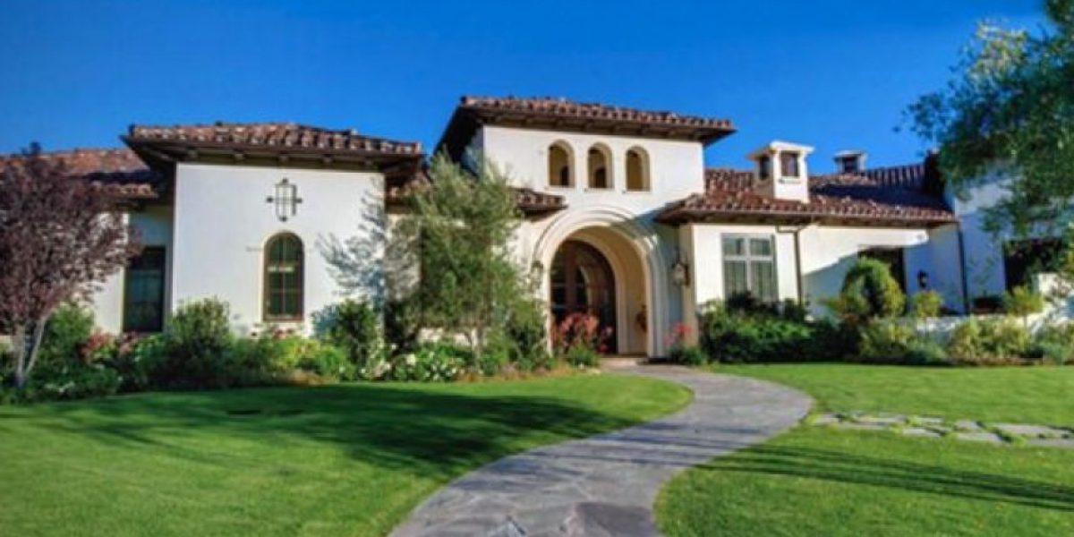 [Galería] Una nueva y espectacular mansión de Britney Spears
