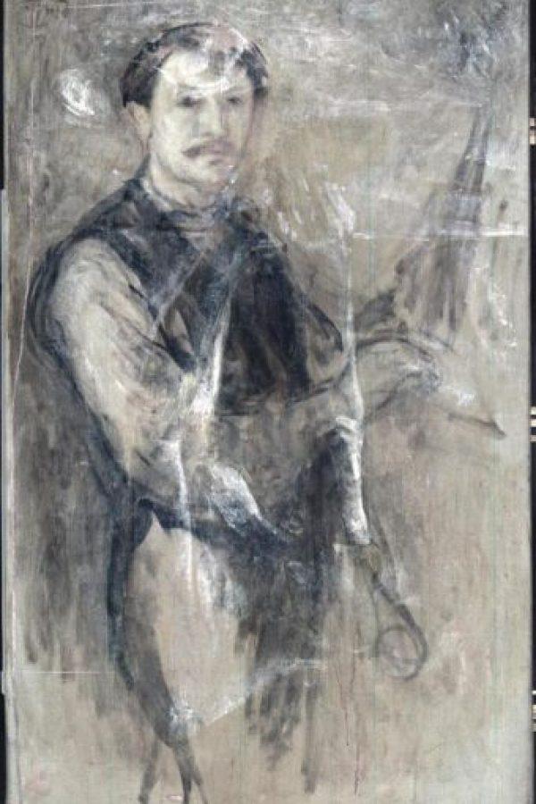 Reproducción de una obra del pintor español Pablo Picasso, cedida por el museo Guggenheim. EFE
