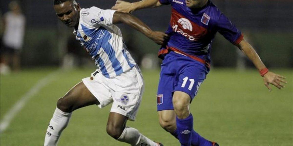 4-0. Tigre se despierta, golea al Deportivo Quito y pasa a cuartos