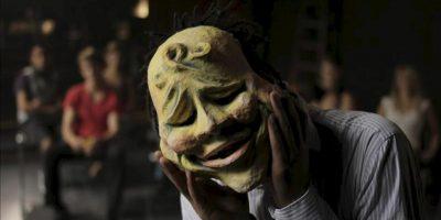 """Fotografía cedida por el Festival Rojo Sangre, de la película """"Masks"""", del alemán Andreas Marschall. EFE"""