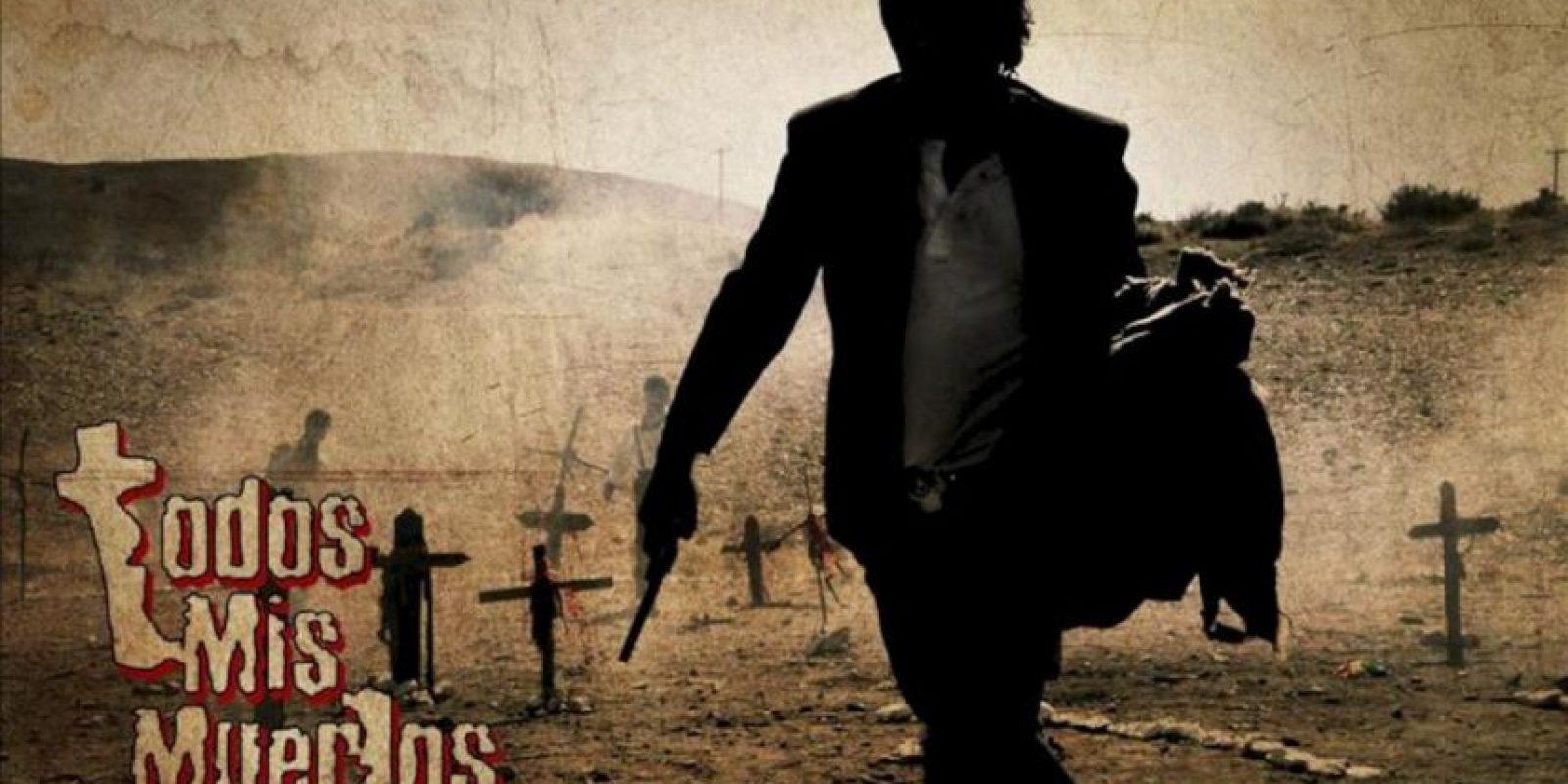 """Fotografía cedida por el Festival Rojo Sangre, de la película """"Todos mis muertos"""", del argentino Mad Crampi. EFE"""