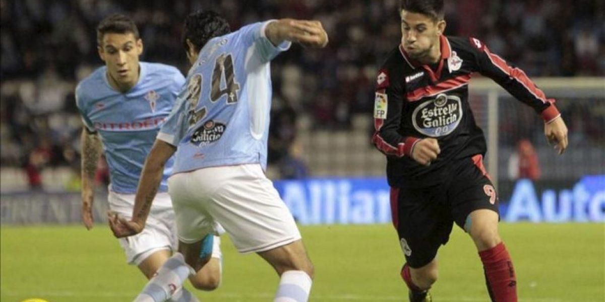 1-1. Reparto de puntos en el clásico gallego
