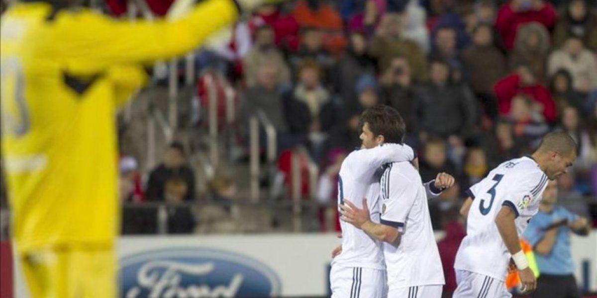 0-5. El Real Madrid se pasea en Mallorca