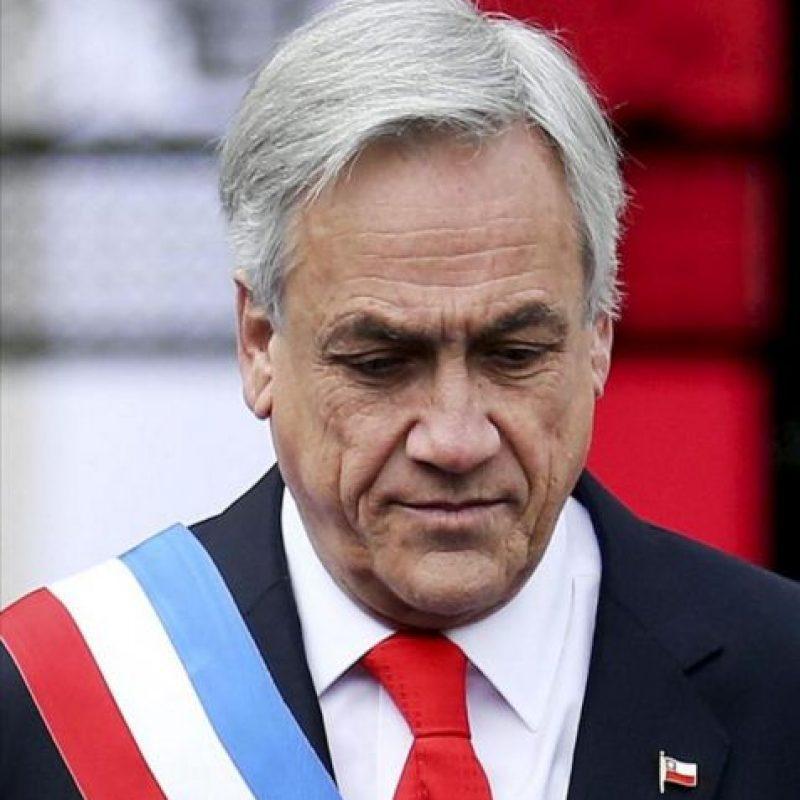 En la imagen, el presidente chileno, Sebastián Piñera. EFE/Archivo