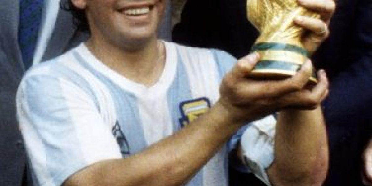Los 52 de Maradona