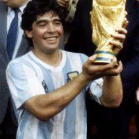 En México 1986 se consagró al coronarse campeón del mundial con la selección Argentina. Foto:AFP