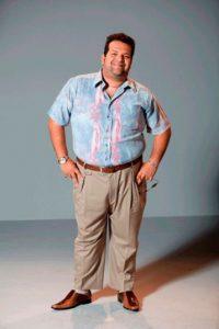 El actor Mauricio Cujar. Foto:caracoltv.com