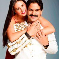 Alejandro Palacio y Taliana Vargas. Foto:caracoltv.com