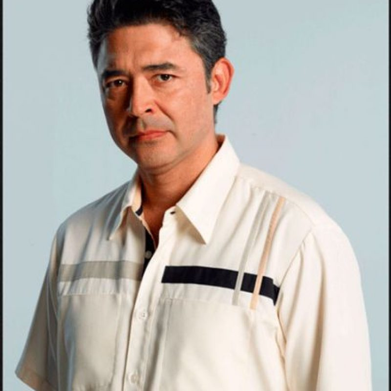 El actor Martín Armenta en su papel de Jeremías Orozco. Foto:caracoltv.com