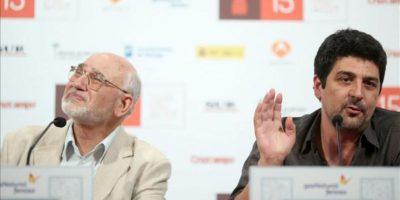 El director y guionista Cesc Gay (d). EFE/Archivo. Imagen Por: