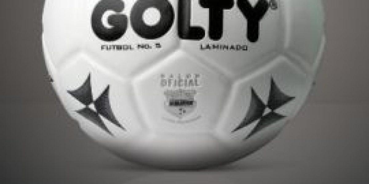 [Galería] Los balones del fútbol colombiano